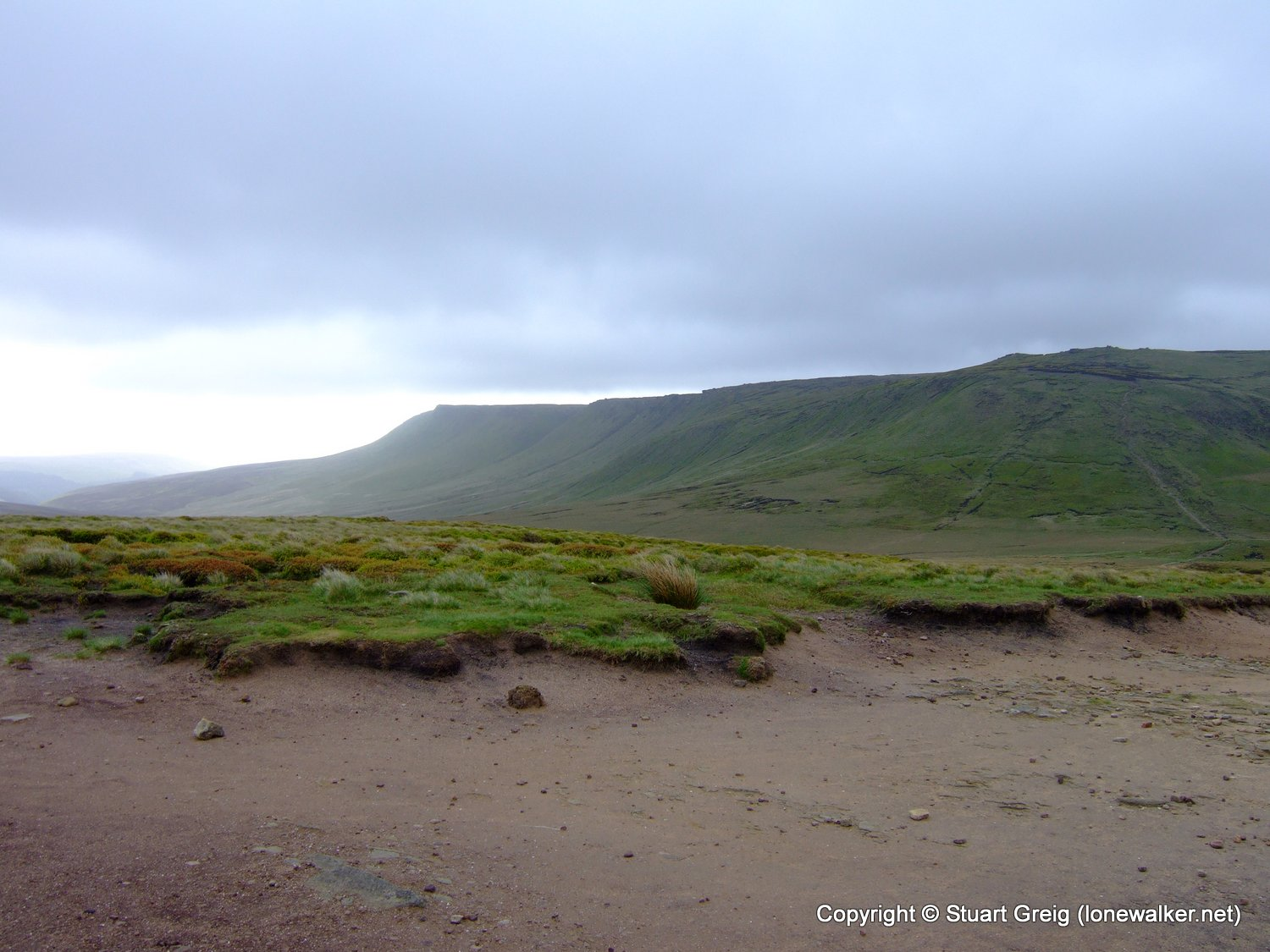 The bulk of KInder Scout