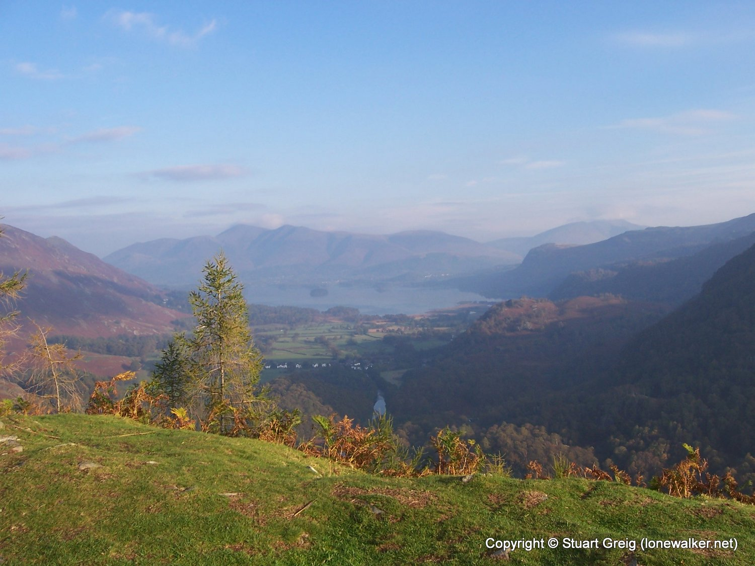Keswick and Stonethwaite
