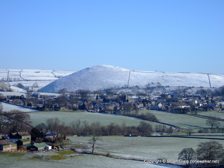 Chrome Hill and High Wheeldon