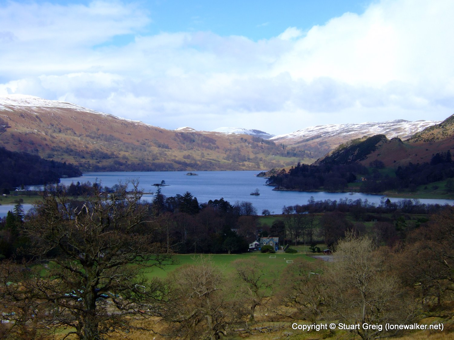 St. Sunday Crag from Patterdale