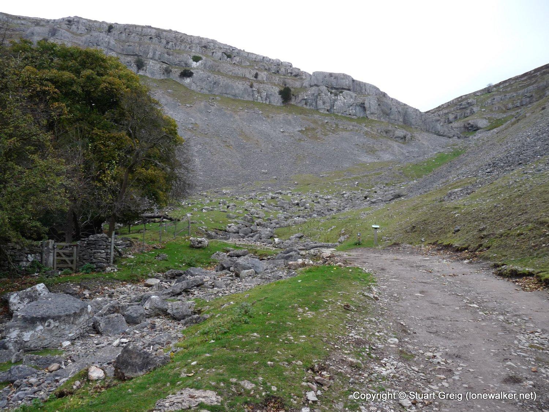 World's End from Llangollen