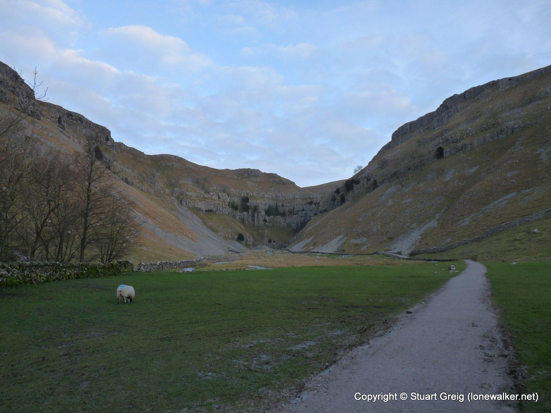 Gordale Scar and Malham Tarn
