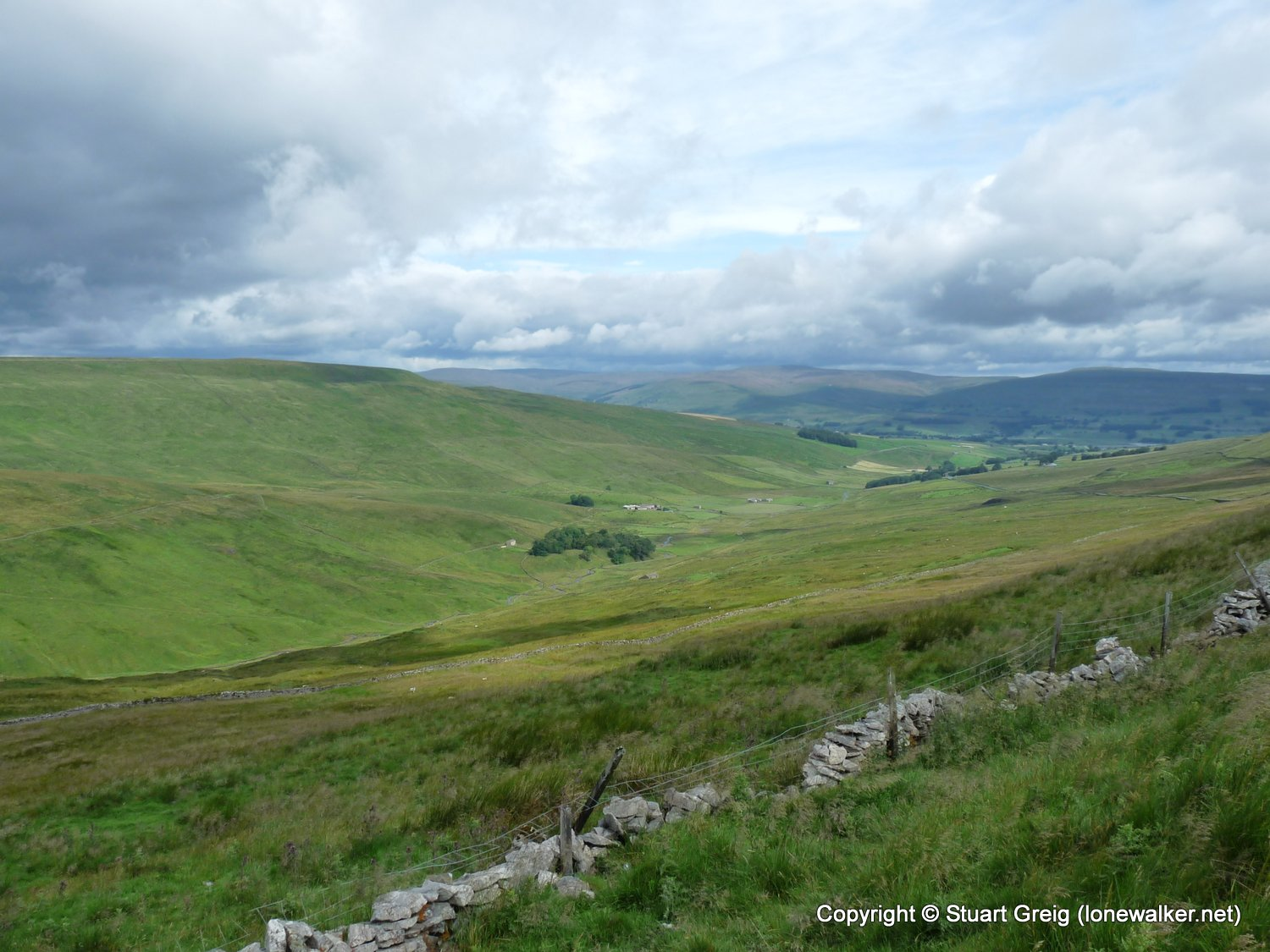 Dodd Fell Hill from Gayle