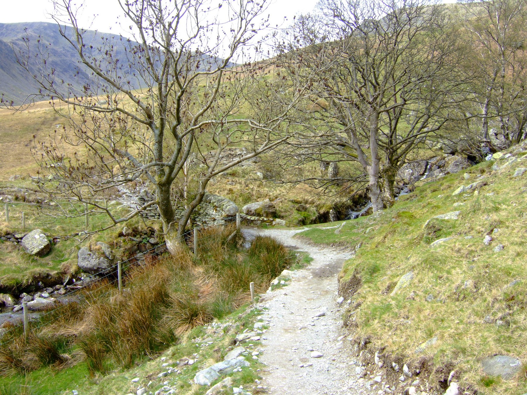 High Street via Rough Crag