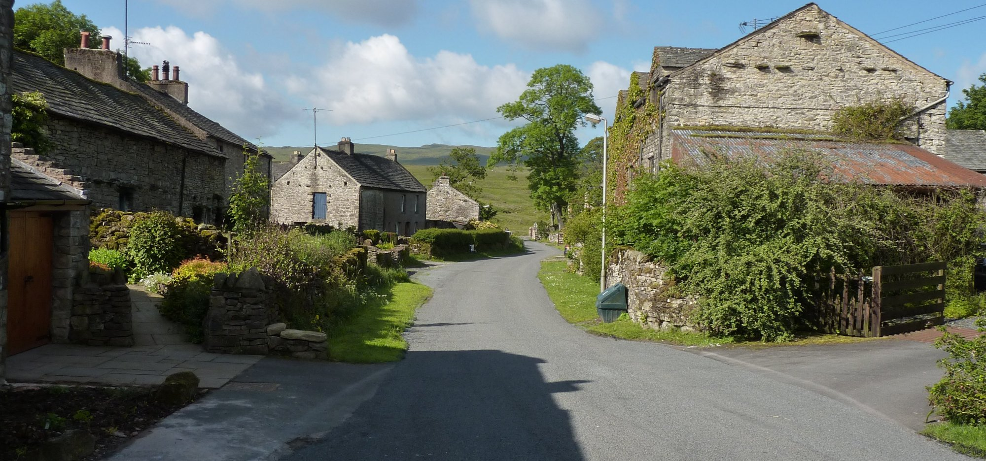 The lovely little hamlet of Keld