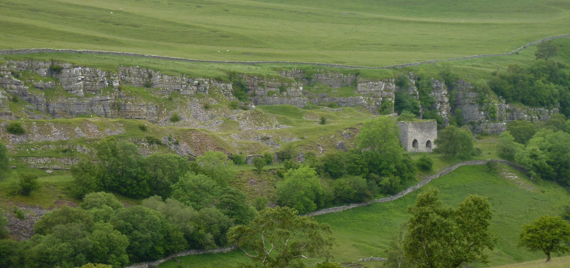 Quarries in Smardale