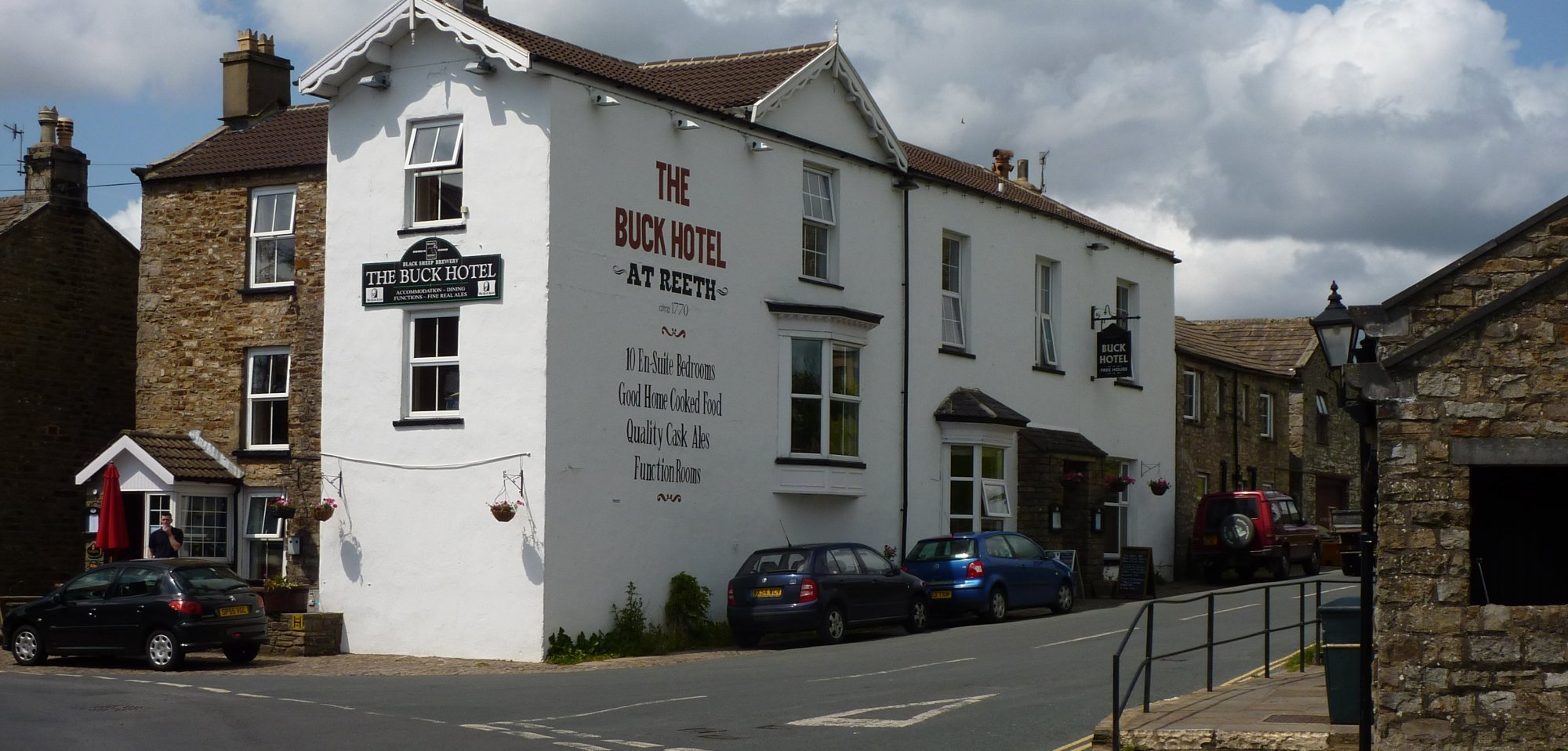 Buck Hotel, Reeth