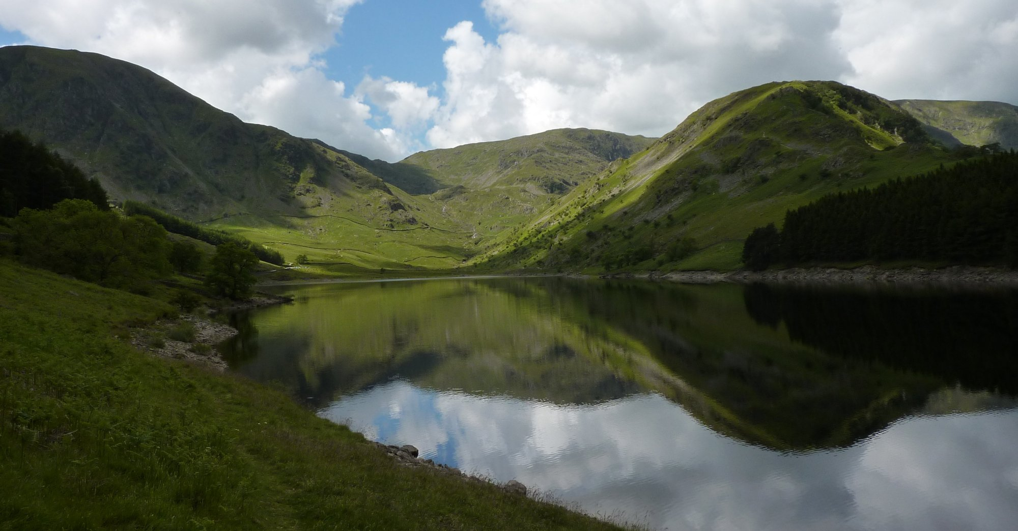 Reflections of the Fells