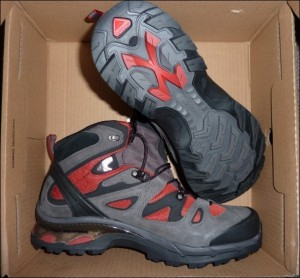 new arrival 06349 7c0b9 Salomon Comet 3D GTX - Lonewalker