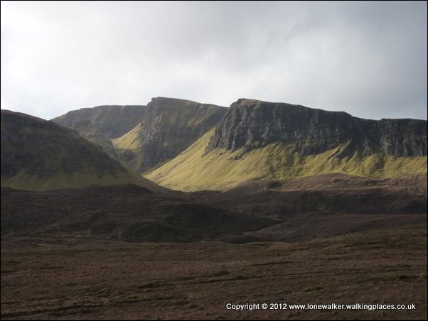The Trotternish Ridge – Day 2 of the Skye Trail