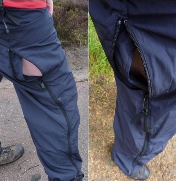 Paramo Cascada Waterproof Trousers