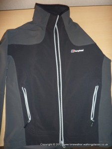 Berghaus Ardennes Softshell Jacket
