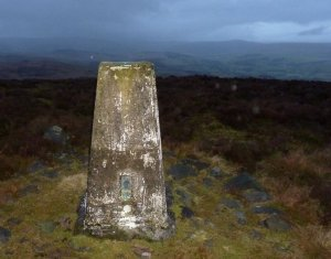 Newton Fell Trig Point
