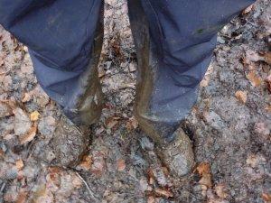 Mud, mud, awful mud