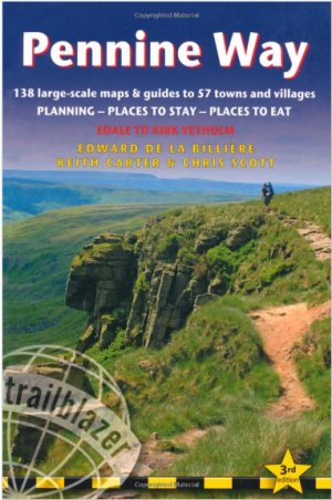Pennine Way Guide Book