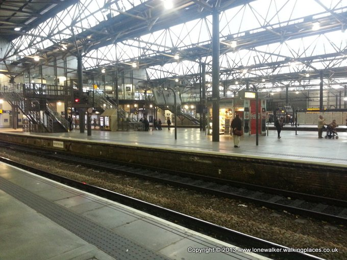 Leeds station (again)