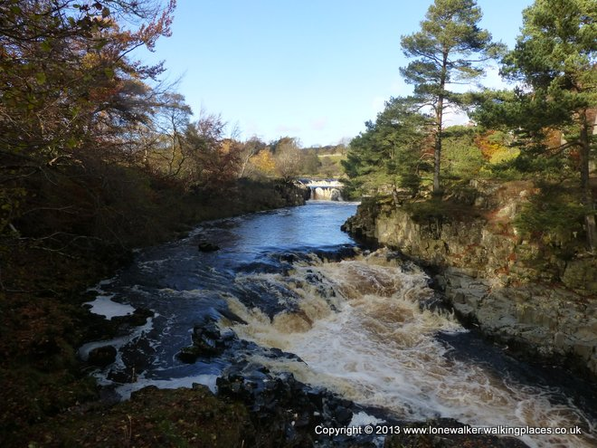 Low Force in the River Tees