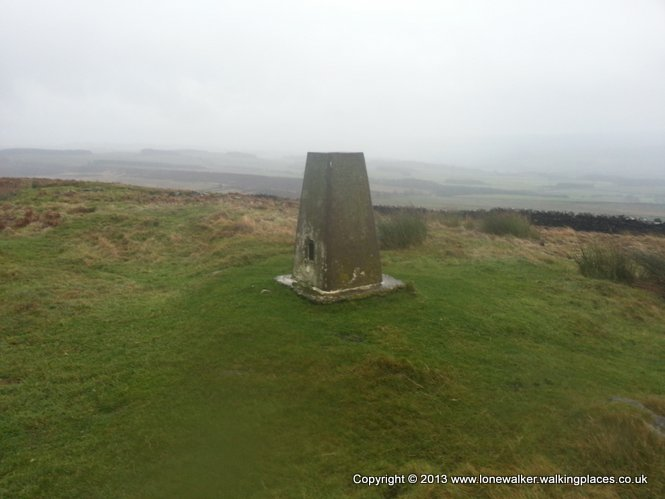 Second trig point of the day, this one on Barcombe