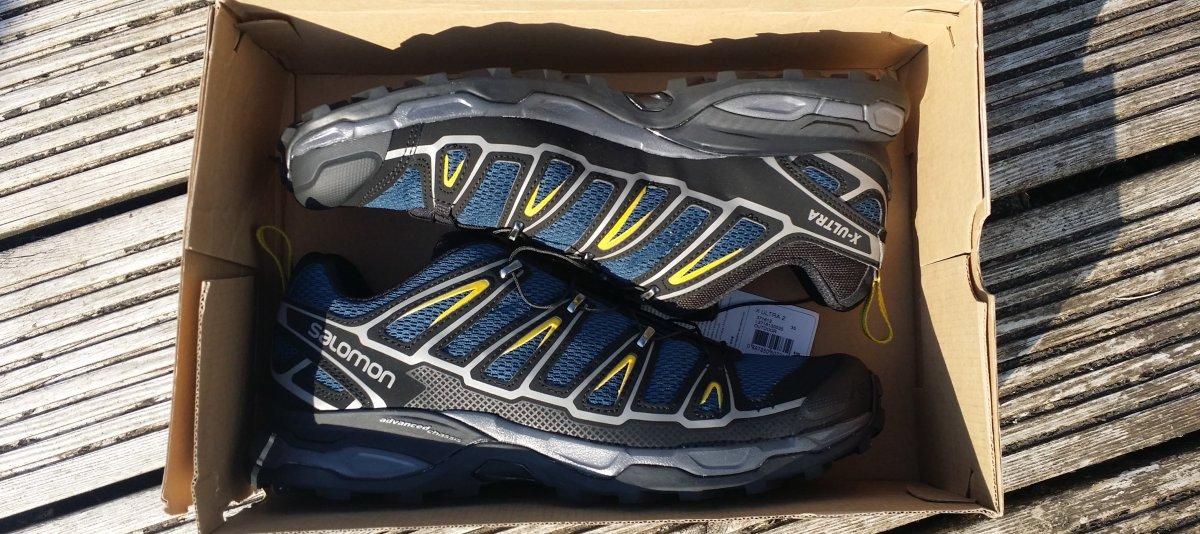 Salomon X-Ultra 2 Shoe – Lonewalker