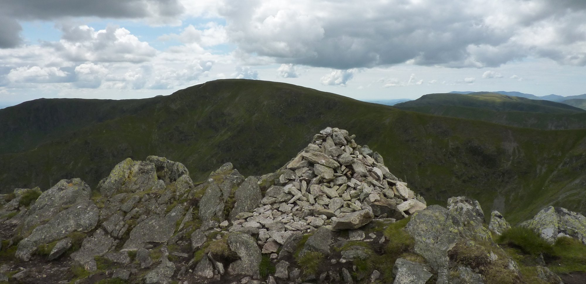 Kidsty Pike summit
