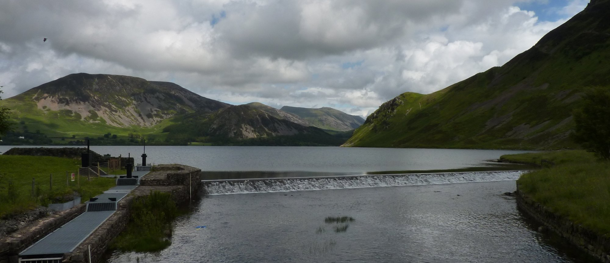 Looking back, a fond farewell to Ennerdale