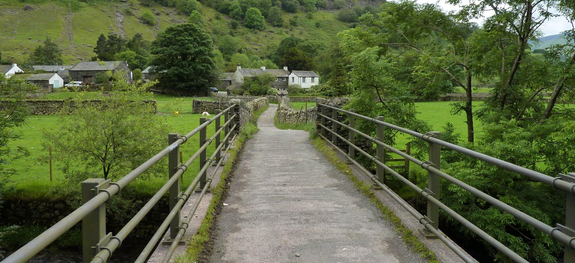 Into Stonethwaite