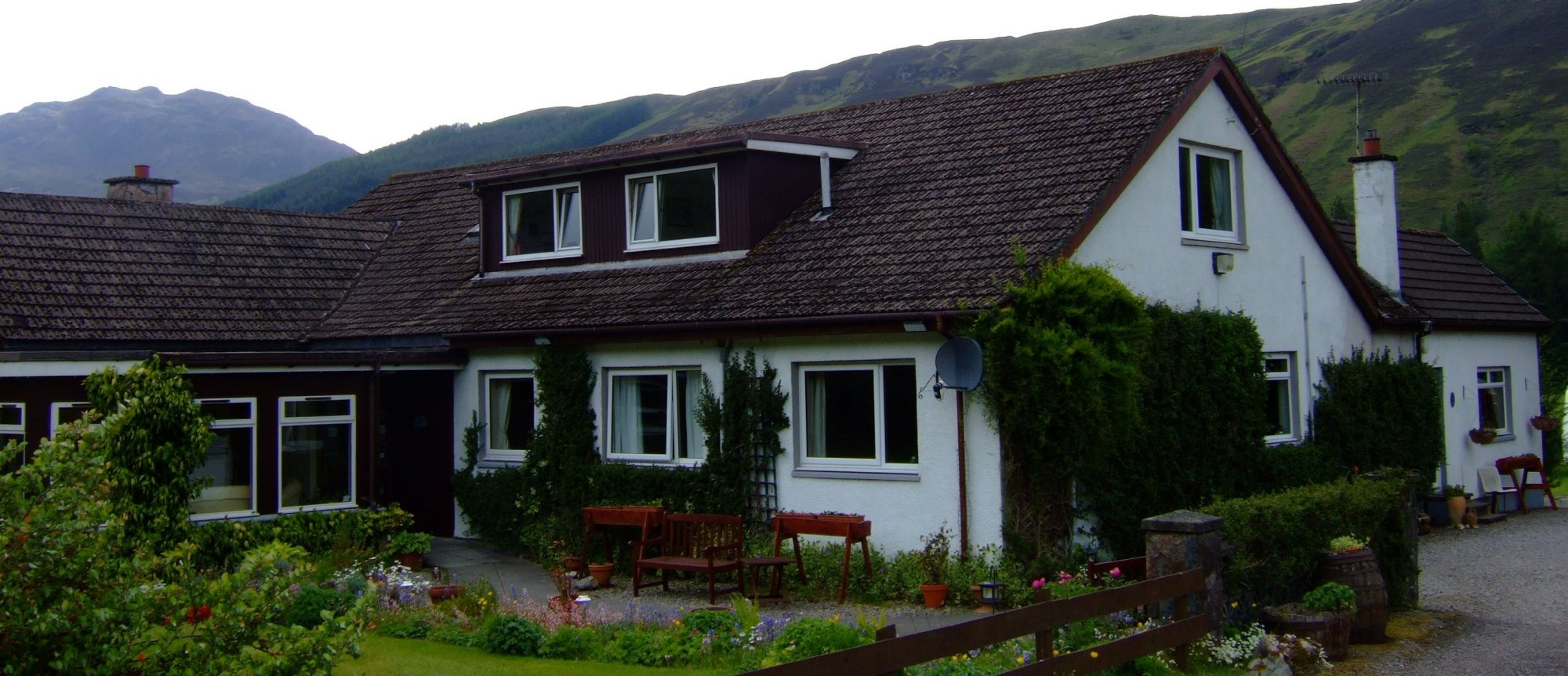 Forest Lodge at South Laggan