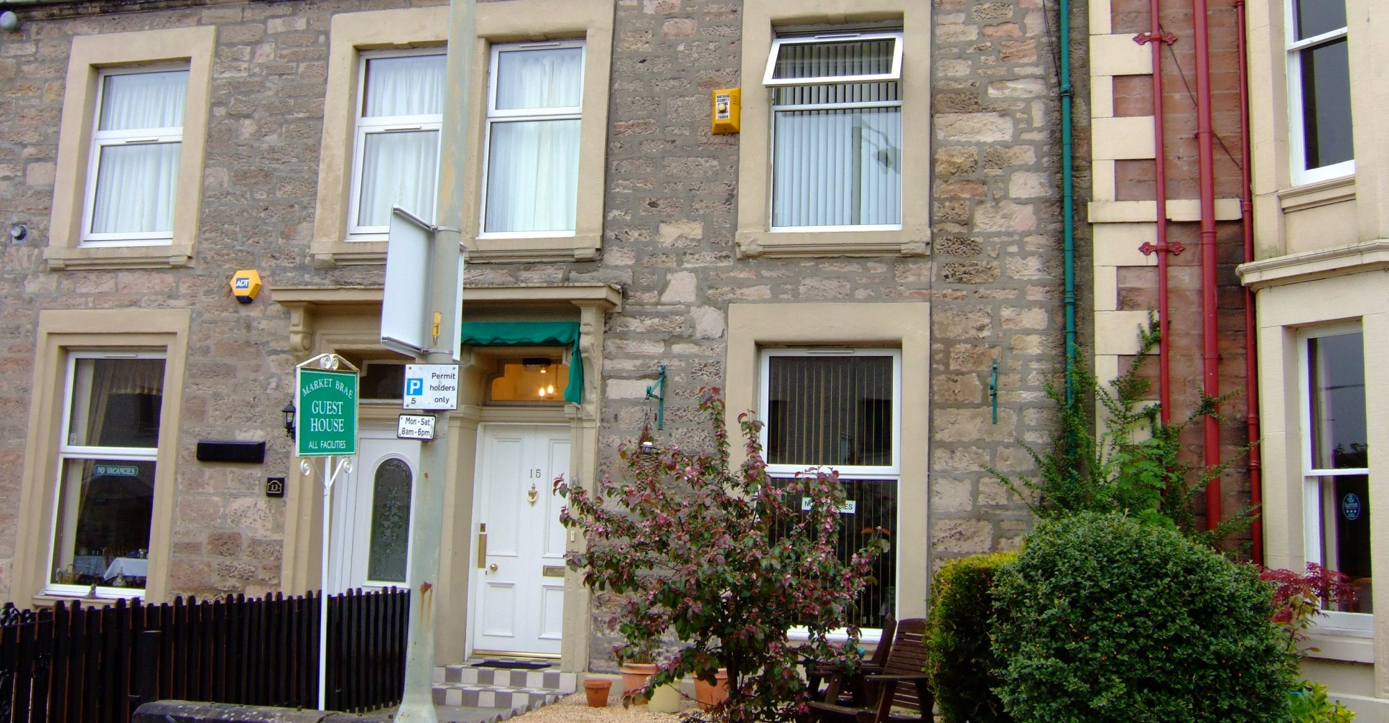 My Two B&Bs in Inverness