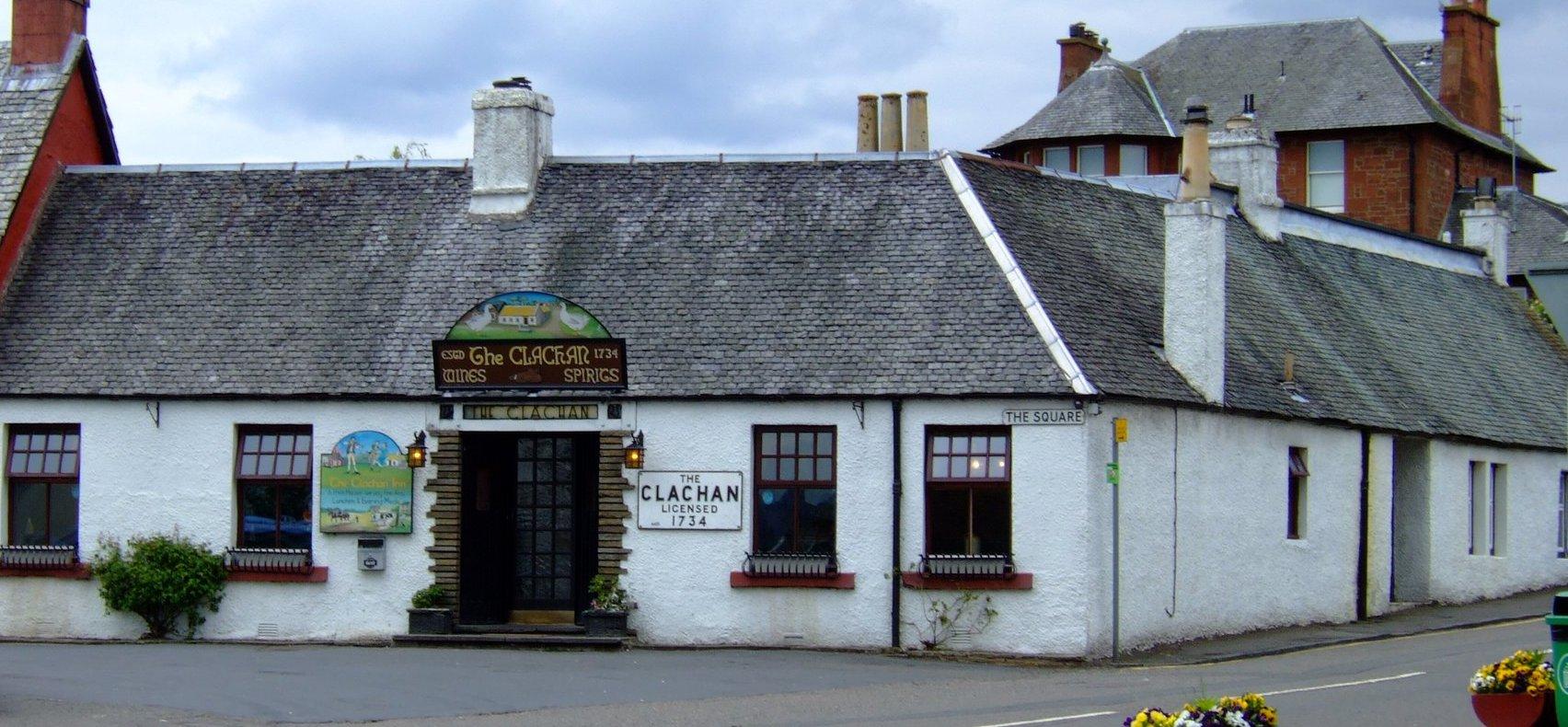 Clachan Inn, Drymen