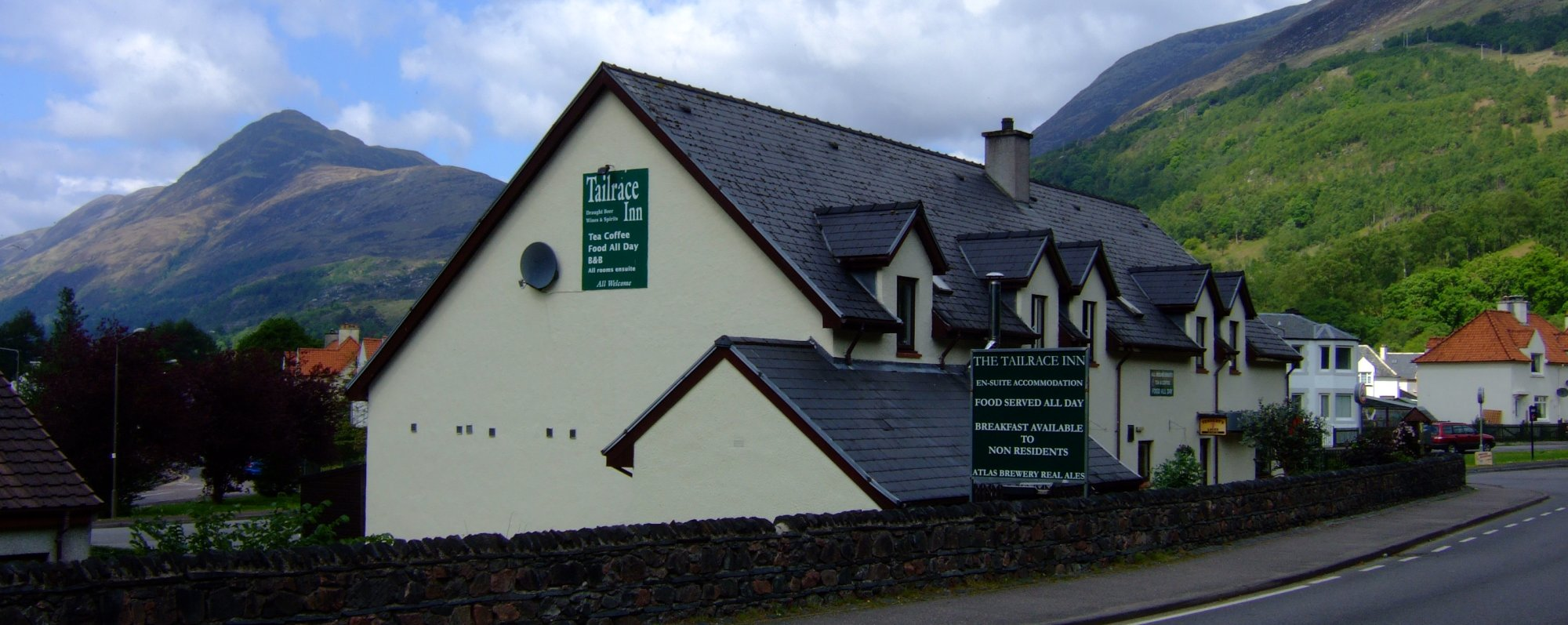 The Tailrace Inn