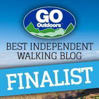 Go Outdoors - Best Independent Walking Blog Award