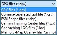mm file formats