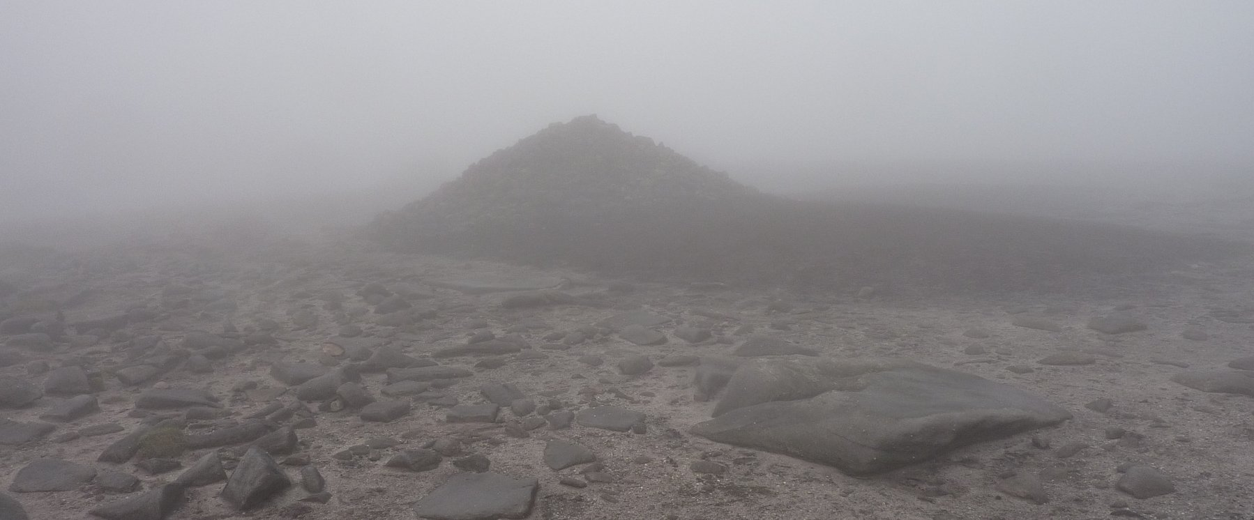 Crossing Kinder Low isn't easy in the best of weather