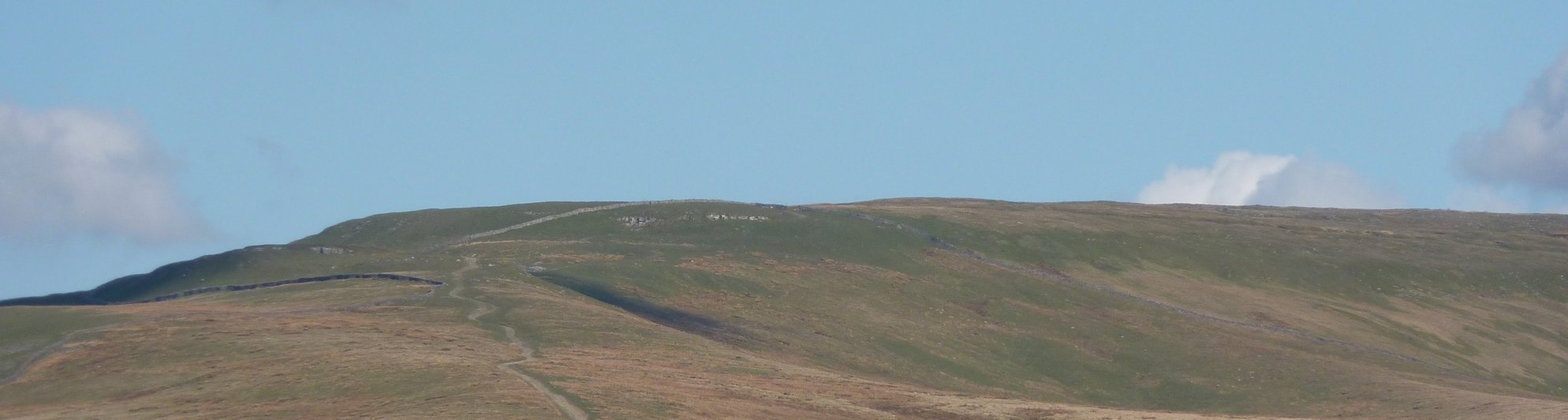 Looking ahead to Great Shunner Fell