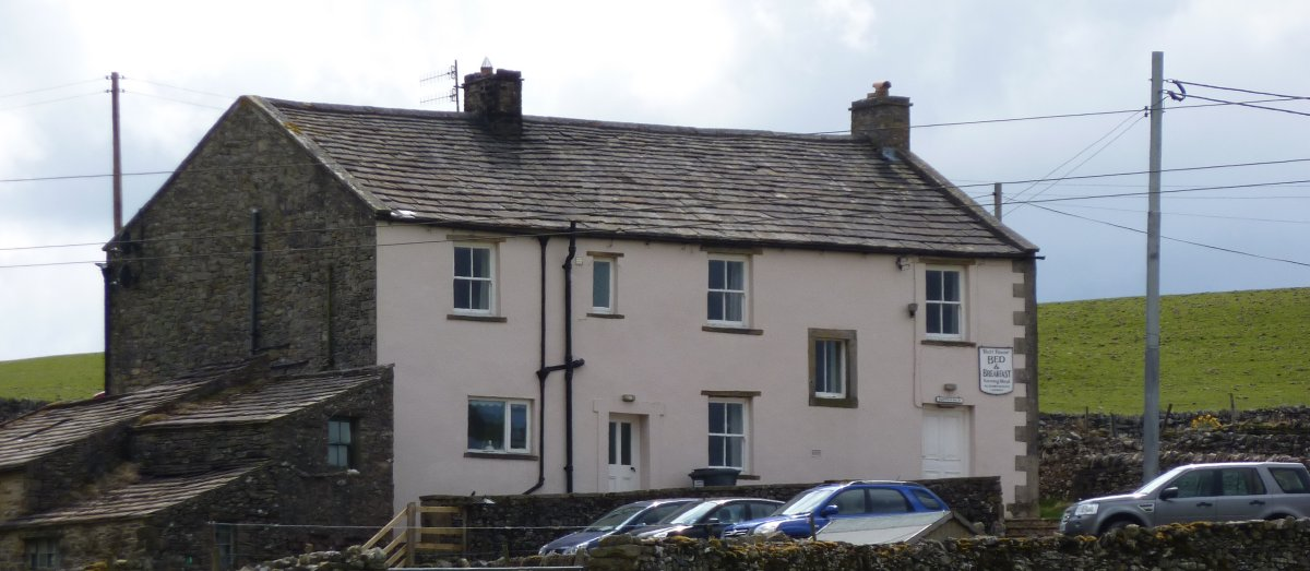 Butt House in Keld