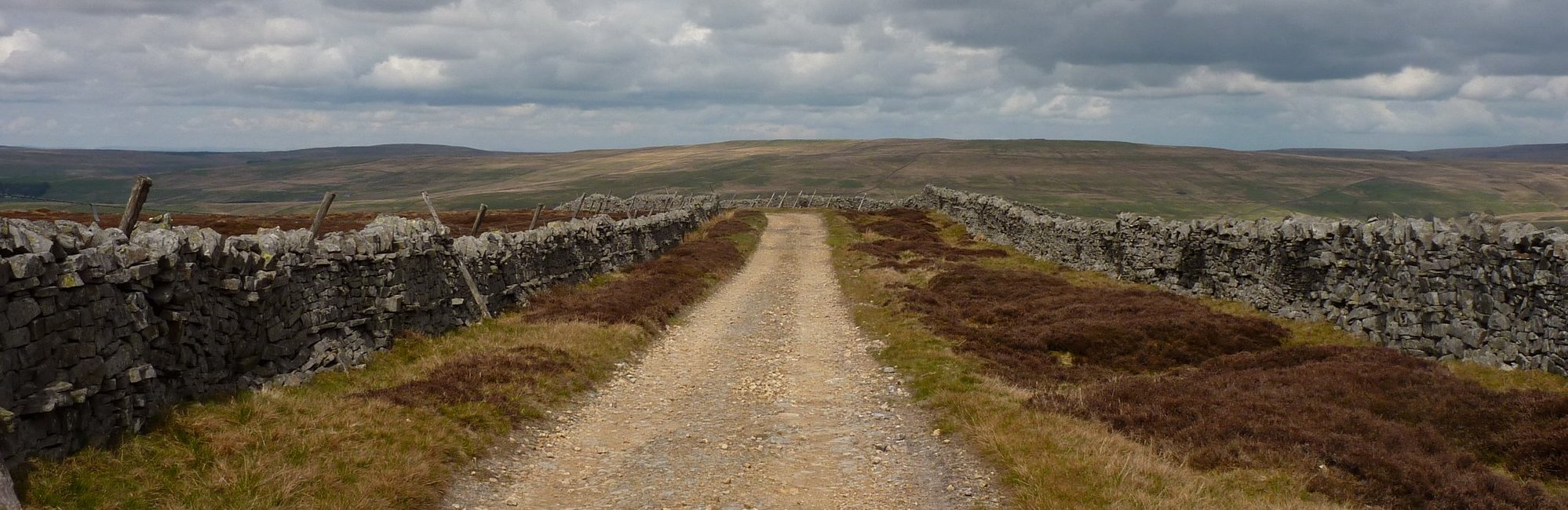 The Old Corpse Road, into Garrigill