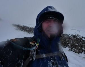Paramo Alta II in snow