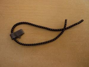 Bungee cord loop