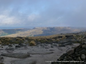 A beautiful morning on Kinder