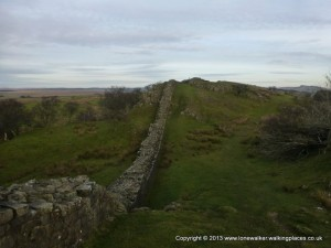 The Wall (Hadrian's not Pink Floyd's)
