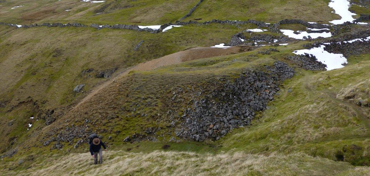 Buckden Lead Mine