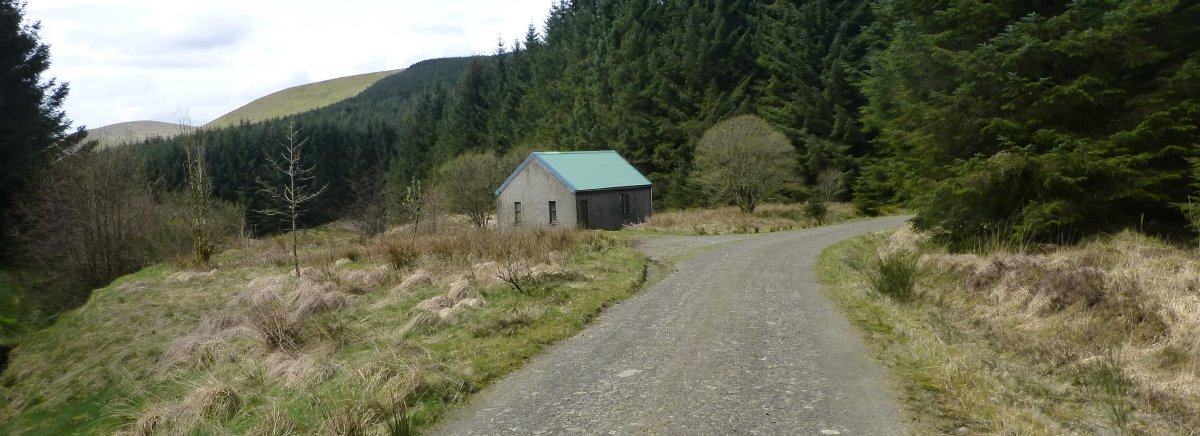 Bothy at Polskeoch