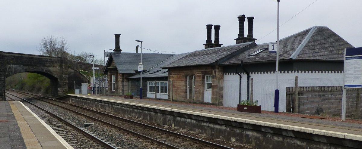 Sanquhar Station