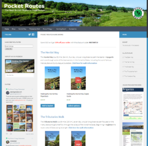 Pocket Routes - the best british walks in your pocket