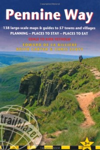 Trailblazer Pennine Way guide book