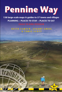 Pennine Way Guide Book - 4th Edition cover